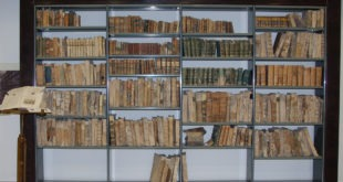 Una piccolissima parte dell'Archivio Storico di Cagliari