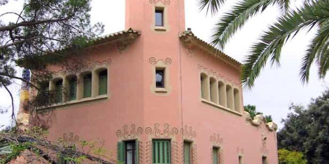 La Casa Museo di Gaudí, Barcellona