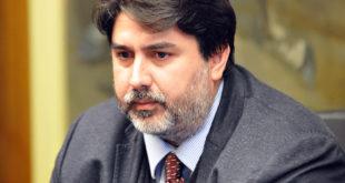 Christian Solinas, il presidente della Regione Sardegna