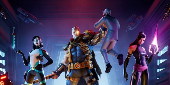 Fornite X-Force