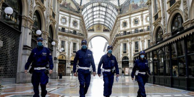 Calano reati in Italia