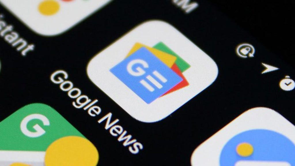 app google news