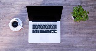 Il computer portatile, uno dei simboli dello Smart working