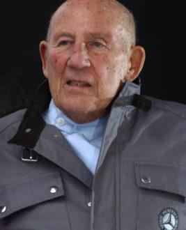 Una foto di Stirling Moss