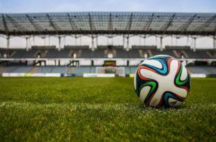 campo da calcio in erba