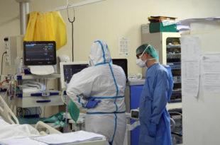 Operatori sanitari in ospedale