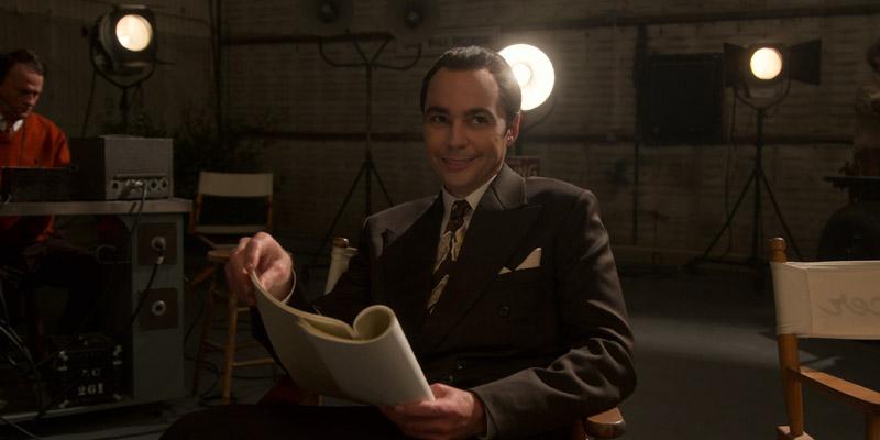 """La nuova serie """"Hollywood"""" avrà Jim Parson (interprete di Sheldon Cooper nella sitcom Big Bang Theory) tra i suoi protagonisti"""