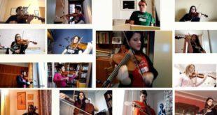orchestra erasmus online