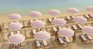 spiaggia covid