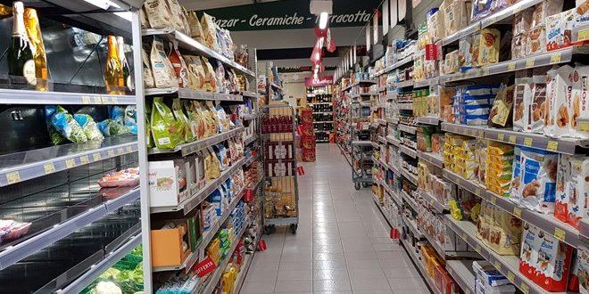 I supermercati chiudono