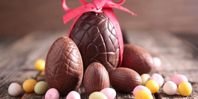 Delle uova di Pasqua