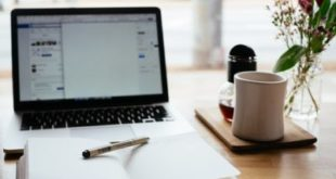 Esempio di smart working da casa
