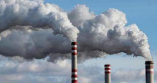 inquinamento aria CO2