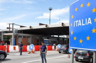 frontiera europea