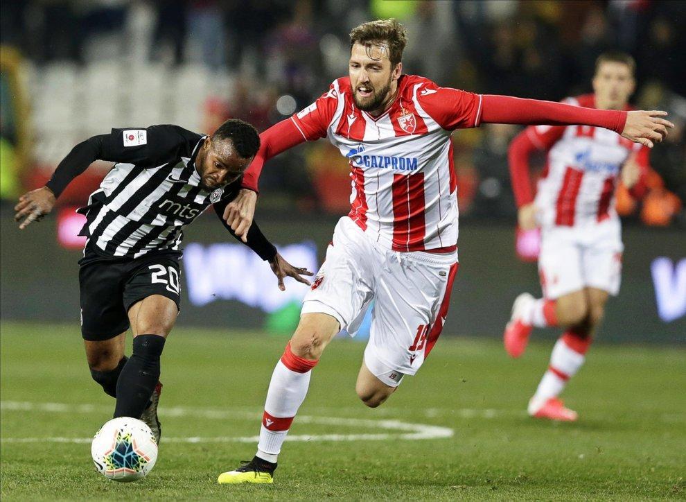 Anche il calcio serbo si avvia alla ripartenza