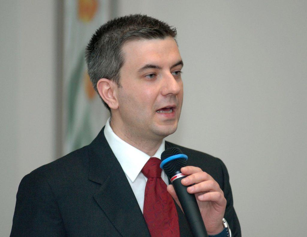 Cristiano Galbiati, l'ideatore del Milano Ventilatore Meccanico (MVM).