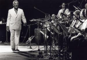 Gillespie 1987 Ph Mela 1 40 anni di Jazz in Sardegna: live streaming party