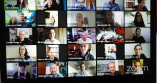 Video monitor conferenza
