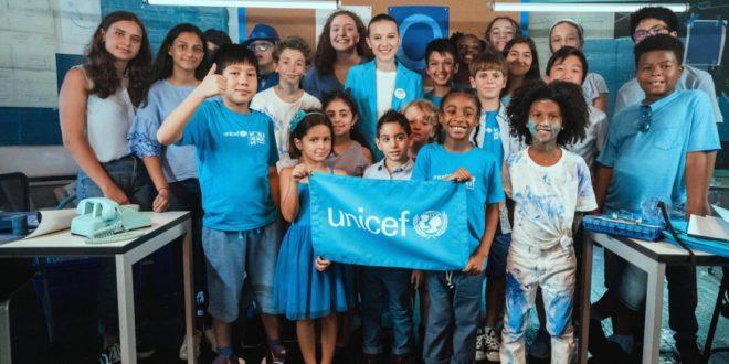 Unicef Italia gruppo persone