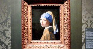 Vermeer La ragazza con il turbante