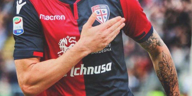 Maglia del Cagliari Calcio