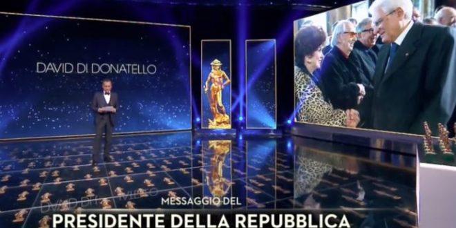 David di Donatello-Premiazione