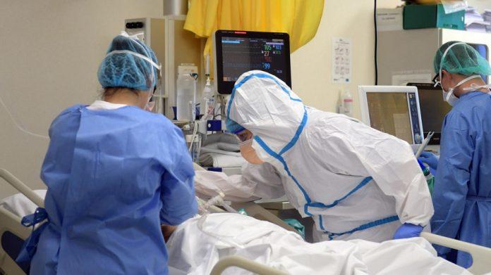 Medici e infermieri in prima linea contro il Coronavirus