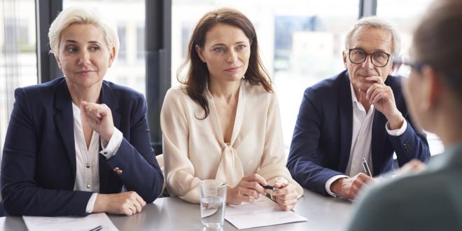 Virtual Job Meeting