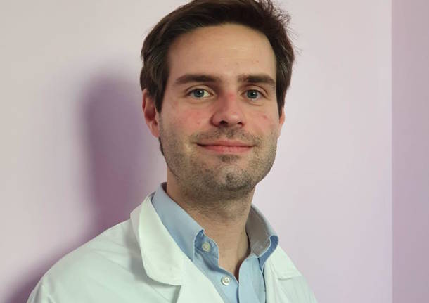 Lorenzo Azzi, responsabile di uno dei test che potrebbero garantire la patente di immunità.