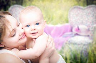 bambino e mamma