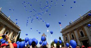palloncini festa europa