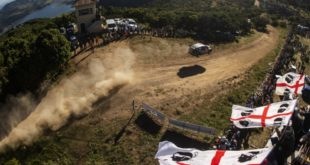 Rally Sardegna2020