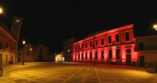 Comune di San Gavino Monreale AVIS colore rosso