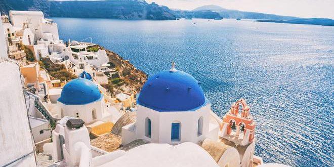 Grecia città turistica