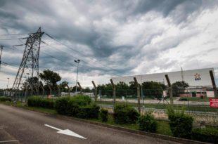 centrale nucleare chiusura