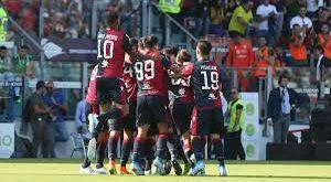 Calcio Cagliari Serie A