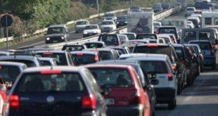traffico nelle strade
