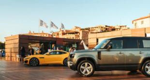 Jaguar e Land Rover protagoniste a Porto Cervo