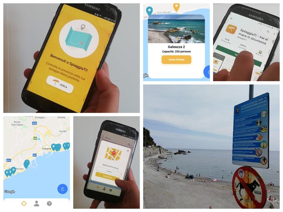 App SpiaggiaTi