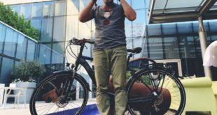Tour in bici per raccontare Italia post lockdown