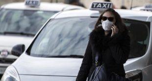 Taxi anti-covid
