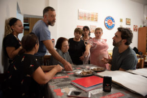 Mori Donpasta Donne SantElia Presentazione per il cookbook di Sant'Elia, la guida di Nonturismo firmata Riverrun