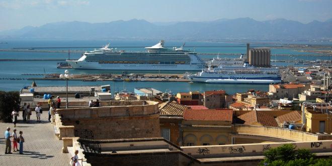 Progetto GRRinPORT nel porto di Cagliari