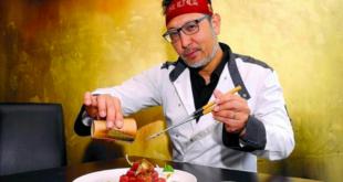 Chef Okabe a Porto Cervo