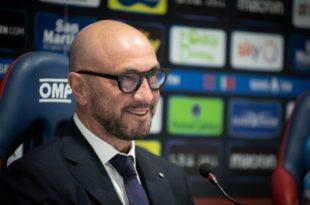 Zenga Cagliari Calcio