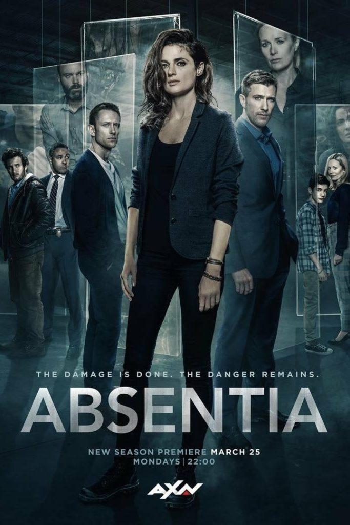 absentia stagione 2 poster 720x1080 1 Luglio sul divano tra fantasy e crime