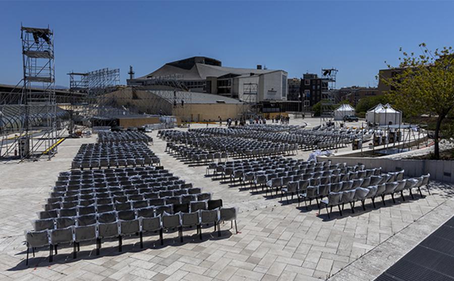 cipriani cagliari Teatro Lirico di Cagliari: si riparte dal Parco della Musica