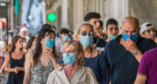 coronavirus, risalgono i contagi
