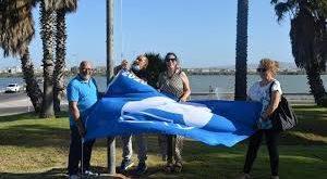 bandiera blu poetto e mari pintau