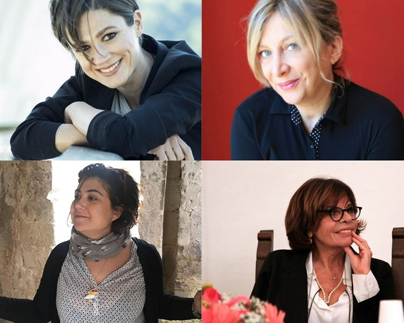 festival entula Quattro scrittrici al festival Entula di Lìberos